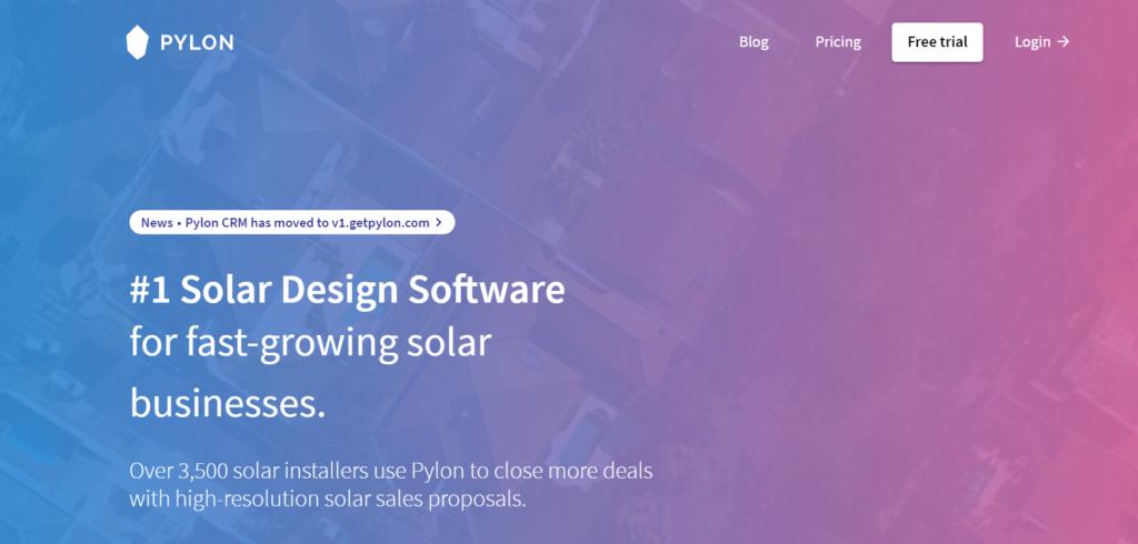 pylon observer homepage