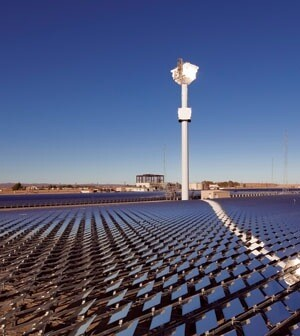 Post image for The other type of solar power: Concentrating solar power (CSP)