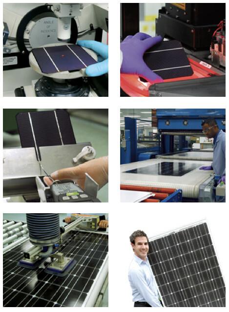 Silex Solar Panels, assembled in Australia