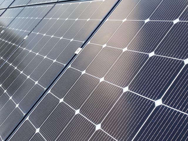 eco energy world solar farm
