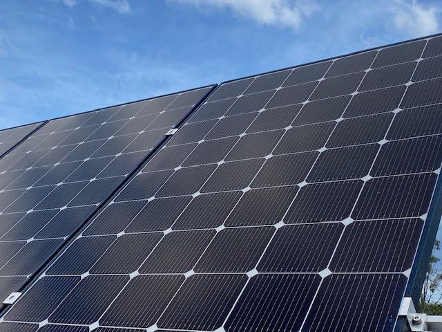 Large scale solar australia