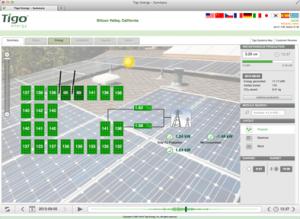 Tigo Energy Optimising The Output Of Solar Pv Systems