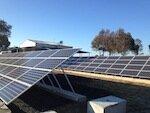 Utility-scale solar power in Australia